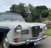 1960 15/60 Wolseley