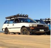 1990 Toyota Corolla 4WD