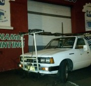 1983 Datsun 720 Ute (Pick Up) Tray-back