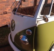 Volkswagen Split Screen Microbus