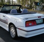Ford Capri Convertable