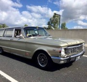 1965 Ford Fairmont XP Station Wagon