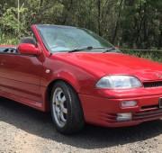 Suzuki Cultus (GTI) Convertible
