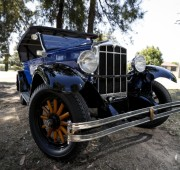 1928 Rugby Soft Top (Prudence)