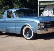 1965 Ford Falcon XM Deluxe Ute