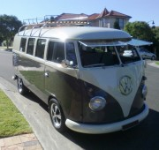 1962 VW Kombi Split Screen