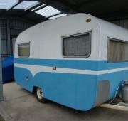 1960's Caravan