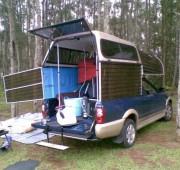 Proton camper ute