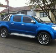 Toyota Hilux SR5  Dual Cab Ute