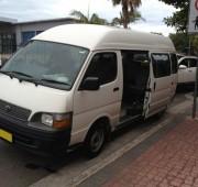 Toyota Hi Ace Commuter Van