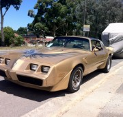 Ford Trans Am