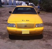 Ford Crown Victoria Yellow Cab USA