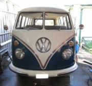 1965 VW Kombi Micro Bus