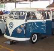 1965 VW Kombi Devon Caravanette