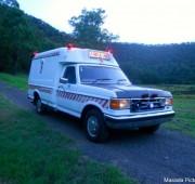 1980`s Ambulance