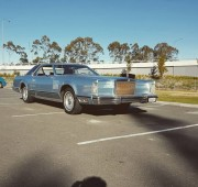 Lincoln Continental Collector Series