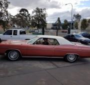 Mercury Monterey Customer