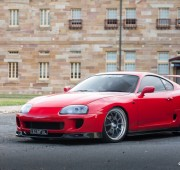 Toyota Supra - Modified