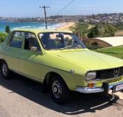 Classic 1970's Renault 12 GL Sedan