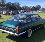 Classic 60's Style- 1968 Sunbeam Rapier Fastback (Pillarless Coupe)